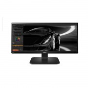 Monitor LED LG 25UB55-B 25 inch 5ms Black