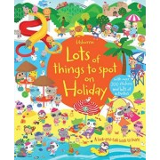 Lots of Things to Spot on Holiday by Hazel Maskell