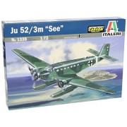 Italeri - I1339 - Maquette - Aviation - Junkers Ju52/3m Hydravion