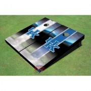 All American Tailgate NCAA Field Long Strip Alternating Cornhole Board ALMT1082 NCAA Team: University Of Kentucky