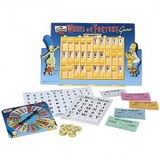The Simpson's Wheel of Fortune Game