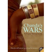 Chanda's Wars by Allan Stratton