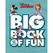 Disney Junior Big Book of Fun by Parragon Books Ltd
