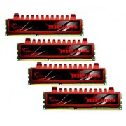 Memorie G.Skill Ripjaws 8GB (4x2GB) DDR3, 1333MHz, PC3-10600, CL9, Dual Channel, Quad Kit, F3-10666CL9Q-8GBRL