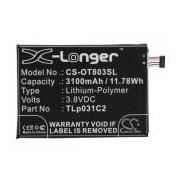 batterie telephone alcatel M812