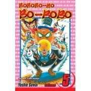 Bobobo-Bo Bo-Bobo, Vol. 5 (SJ Edition): v. 5 by Yoshio Sawai