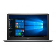 Laptop DELL, VOSTRO 5568, Intel Core i5-7200U, 2.50 GHz, HDD: 500 GB, RAM: 4 GB, video: Intel HD Graphics 620, webcam