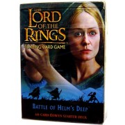 Lord of the Rings Card Game Theme Starter Deck Battle of Helm's Deep Eowyn [Toy]