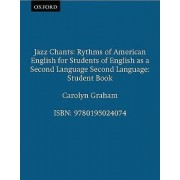 Jazz Chants: Student Book by Carolyn Graham