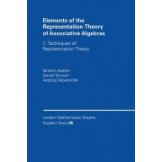 Elements of the Representation Theory of Associative Algebras by Ibrahim Assem