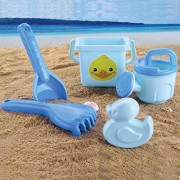 Outdoor Sand Toys Play Dig Bucket Spade Mold Tools