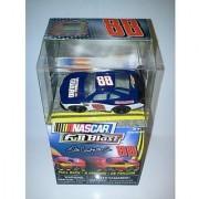 Nascar FULL BLAST Pull Back Car # Dale Earnhardt Jr Blue National Guard car by Spin Master