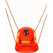 suraj baby red color full size plastic swing(jhula) for your kids se-sj-12