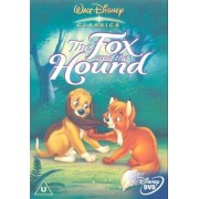 Walt Disney - Vulpea si Cainele (DVD)