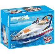 Playmobil - 5205 - Figurine - Yacht De Luxe
