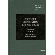 Nonprofit Organizations Law and Policy by Marilyn Phelan