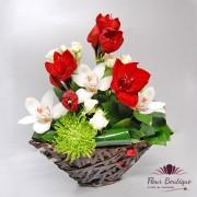 """Cos flori """"De Luxe"""" CF065"""