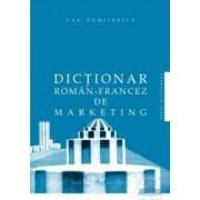 Dictionar roman-francez de marketing - Dan Dumitrecsu
