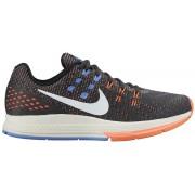 Nike Air Zoom Structure 19 Scarpe da corsa Donne arancione/blu Scarpe barefoot e minimaliste