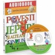 CD Povesti cu iepuri si alte animale din jungla - Sanda Socoliuc