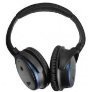 Casti cu Microfon CREATIVE AURVANA ANC (Negru/Albastru)