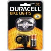 Luz frontal de bicicleta Duracell 5 LED (BIK-F03WDU)