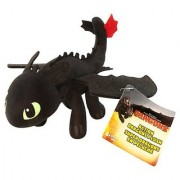 DreamWorks Dragons: How To Train Your Dragon 2 - 8 Plush - Toothless