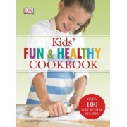 Kids' Fun and Healthy Cookbook by Howard Shooter