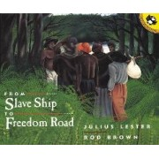 From Slave Ship to Freedom Road by Julius Lester