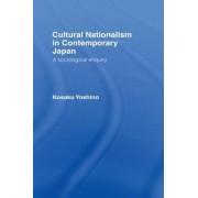Cultural Nationalism in Contemporary Japan by Kosaku Yoshino