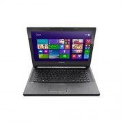 Lenovo 80E503G2IH 15.6-inch Laptop i3-5005U/4GB/1TB/Windows 10/Integrated Graphics), Black