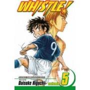Whistle!: Volume 5 by Daisuke Higuchi