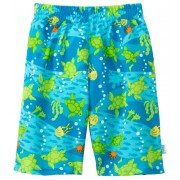 Pantaloni cu filtru UV și slip inclus Ultimate iPlay - Aqua Turtle Journey, 6 luni