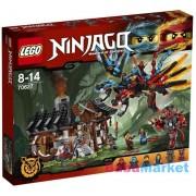 LEGO NINJAGO Sárkányműhely 70627
