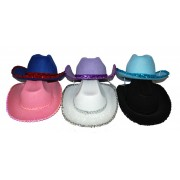 Palarie cowboy adult -