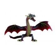 Figurina Bullyland Dragon rosu