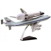 Dragon Models NASA Space Shuttle Discovery with 747-100 SCA 1 144 Scale