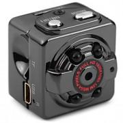 Other Metal Mini Camcorder 720P / 1080P Preta 1.4
