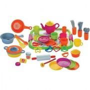 Gowi Toys Austria Kitchen Set (52-Piece)