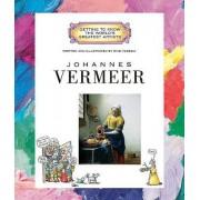 Johannes Vermeer by Mike Venezia