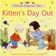 Kitten's Day Out by Heather Amery