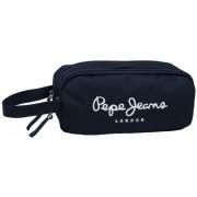 Borseta Pepe Jeans Logo Basic Bleumarin