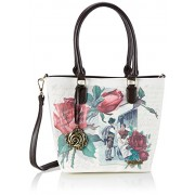 Lady Edelweiss Printtasche, Borsa a mano donna