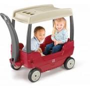 Step2 - Húzható kiskocsi védőtetővel