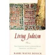Living Judaism by Wayne Dosick