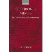 Sophron's Mimes by J.H. Hordern