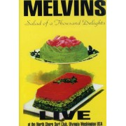Melvins - Salad of a Thousand Delights (0022891245995) (1 DVD)