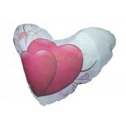 Almofada Corações Apaixonados