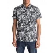 Quiksilver Рубашка с коротким рукавом Hypnosis