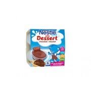 BABY DESSERT Шоколад млечен десерт, 4 броя по 100гр